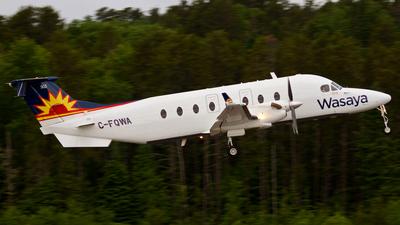 C-FQWA - Beech 1900D - Wasaya Airways