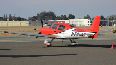 N780AK - Cirrus SR22T-GTS G6 Carbon - Cirrus Design Corporation