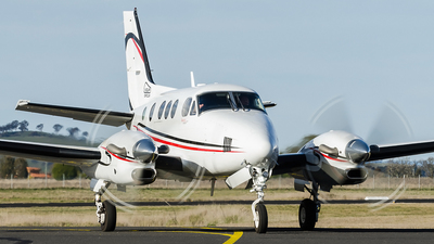 A picture of VHVWG - Beech C90GTi King Air - [LJ1854] - © Jayden Laing