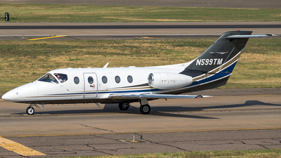 A picture of N599TM - Hawker Beechcraft 400XP - [RK398] - © Ricky Teteris
