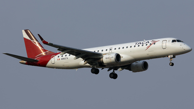 N982TA - Embraer 190-100IGW - TACA International Airlines