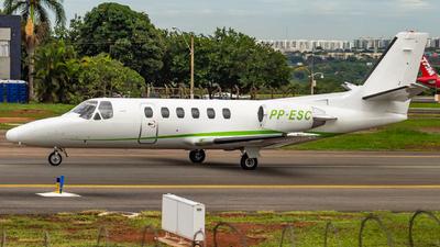 PP-ESC - Cessna 550 Citation II - Private