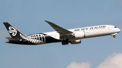 ZK-NZG - Boeing 787-9 Dreamliner - Air New Zealand