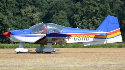 F-GSRB - Robin R2160 Alpha - Private