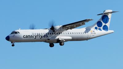EC-IZO - ATR 72-212A(500) - Canaryfly