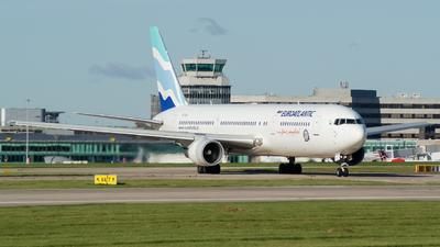 A picture of CSTSU - Boeing 76734P(ER) - EuroAtlantic Airways - © Olimpia