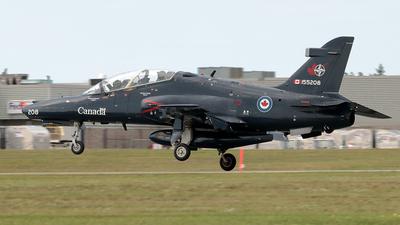 155208 - British Aerospace CT-155 Hawk - Canada - Royal Canadian Air Force (RCAF)