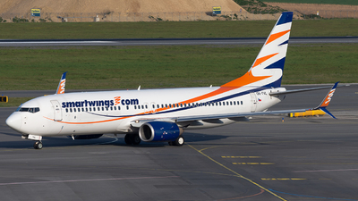 A picture of OKTVL - Boeing 7378FN - Smartwings - © Marcel Rudolf