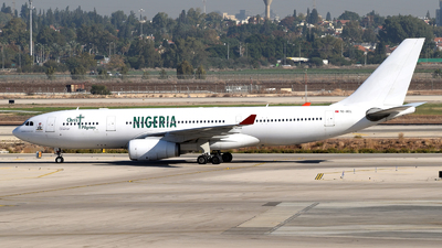 TC-OCL - Airbus A330-243 - Nigeria Christian Pilgrim Commission (Onur Air)