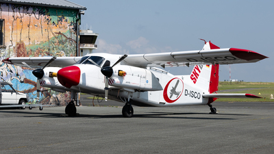 D-ISCO - Dornier Do-28G92 Skyservant - Private