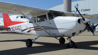 N2446Z - Cessna 172S Skyhawk SP - Private