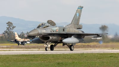 525 - Lockheed Martin F-16CJ Fighting Falcon - Greece - Air Force