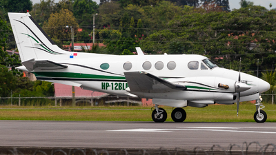 HP-12BLM - Beechcraft E90 King Air - Private
