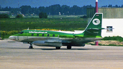 YI-AKA - Lockheed L-1329 JetStar II - Iraqi Airways