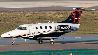 N390HG - Hawker Beechcraft 390 Premier IA - Private