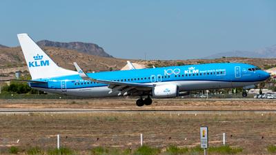 PH-BCL - Boeing 737-8K2 - KLM Royal Dutch Airlines