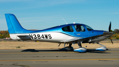N384WS - Cirrus SR22T-GTS - Private