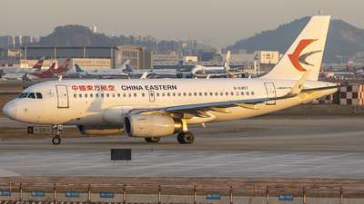 B-6457 - Airbus A319-132 - China Eastern Airlines