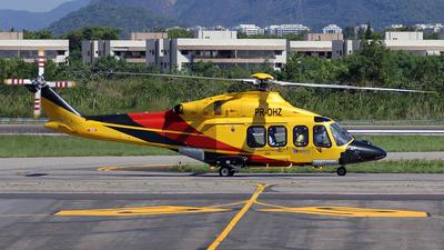 PR-OHZ - Agusta-Westland AW-139 - Omni Táxi Aéreo