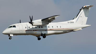 A picture of DCSUE - Dornier 328110 - Private Wings - © Dejan Milinkovic