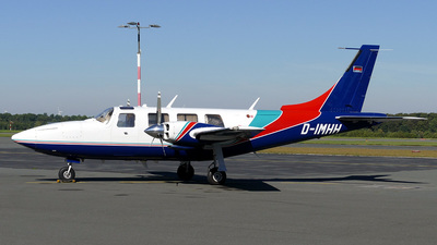 D-IMHH - Piper PA-60-602P Aerostar - Private