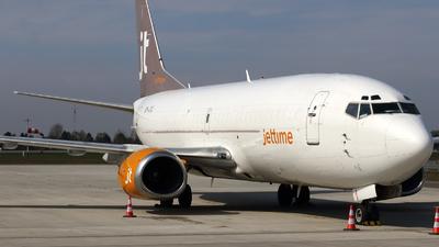 OY-JTJ - Boeing 737-301(SF) - Jettime Cargo