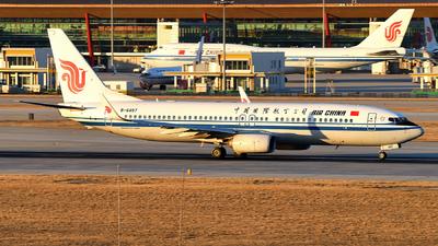 B-6497 - Boeing 737-89L - Air China