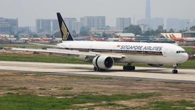 9V-SWW - Boeing 777-312ER - Singapore Airlines