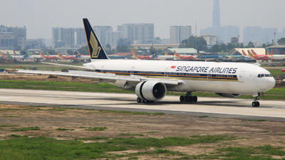 A picture of 9VSWW - Boeing 777312(ER) - Singapore Airlines - © Quang_Minh_024