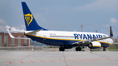 A picture of EIDCJ - Boeing 7378AS - Ryanair - © Valentino Rusconi - genoa_planespotting