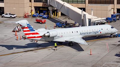 A picture of N773SK - Mitsubishi CRJ701ER - American Airlines - © Alexander Owen