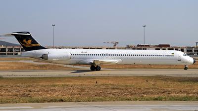 UR-BXI - McDonnell Douglas MD-82 - Iran Air Tours