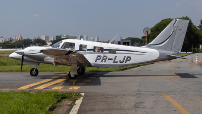 PR-LJP - Piper PA-34-220T Seneca V - Private