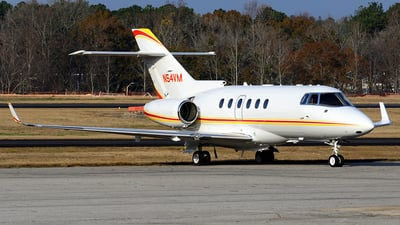 N54VM - Raytheon Hawker 900XP - Private