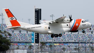 2310 - CASA HC-144B Ocean Sentry - United States - US Coast Guard (USCG)