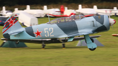 D-FYII - Yakovlev Yak-11 Moose - Private