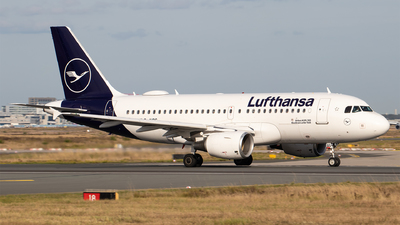 A picture of DAIBG - Airbus A319112 - Lufthansa - © Julian S.
