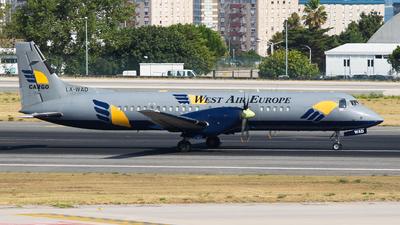 LX-WAD - British Aerospace ATP-F(LFD) - West Air Europe