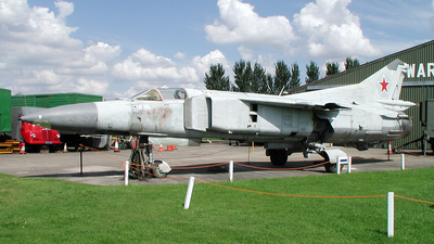 458 - Mikoyan-Gurevich MiG-23ML Flogger G - Russia - Air Force