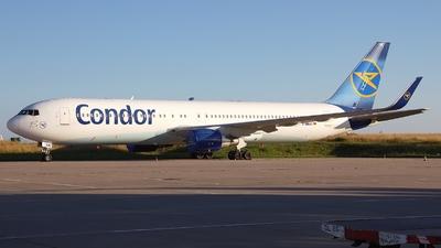 D-ABUC - Boeing 767-330(ER) - Condor