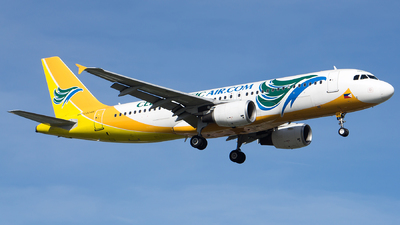 RP-C3249 - Airbus A320-214 - Cebu Pacific Air