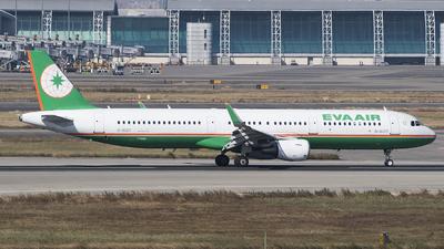 B-16217 - Airbus A321-211 - Eva Air