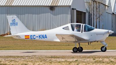 EC-KNA - Tecnam P2002 Sierra - Escuela de Pilotos de Casarrubios del Monte