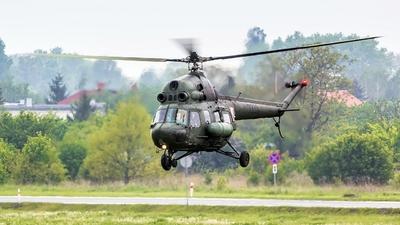 7338 - PZL-Swidnik Mi-2URPG Hoplite - Poland - Army