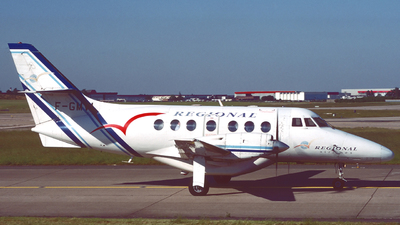 F-GMVL - British Aerospace Jetstream 31 - Regional Air Lines