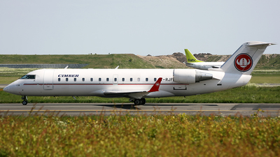 OY-RJF - Bombardier CRJ-100LR - Cimber Air