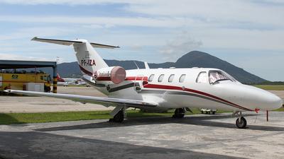 PP-IZA - Cessna 525 CitationJet 1 - Táxi Aéreo Hércules