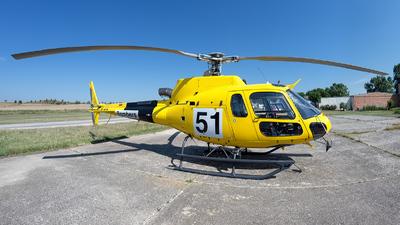 EC-MQR - Eurocopter AS 350B3 Ecureuil - Generalitat de Catalunya