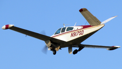N917SD - Beechcraft V35B Bonanza - Private