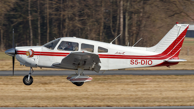 S5-DIO - Piper PA-28-181 Archer II - Private